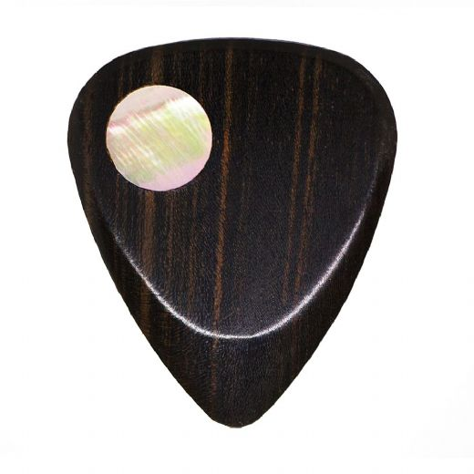 Planet Tones Greenlip Abalone 1 Guitar Pick